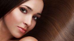 Кератиновое насыщение волос