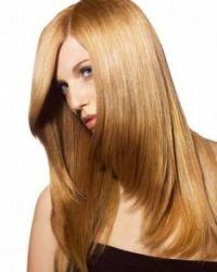 Кератиновое насыщение длинные волосы