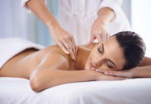 классический массаж тела для женщин